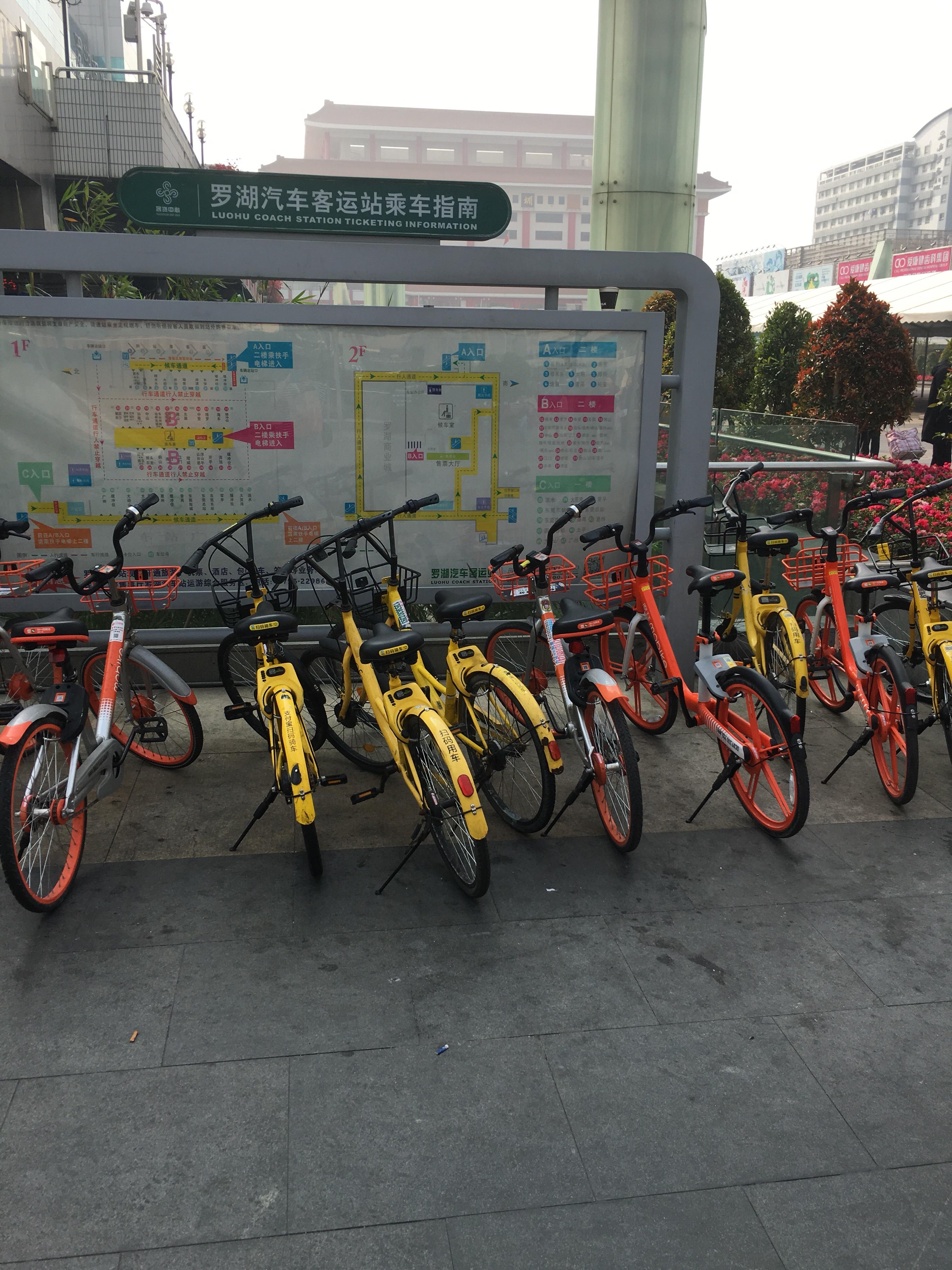 Bike-sharing②