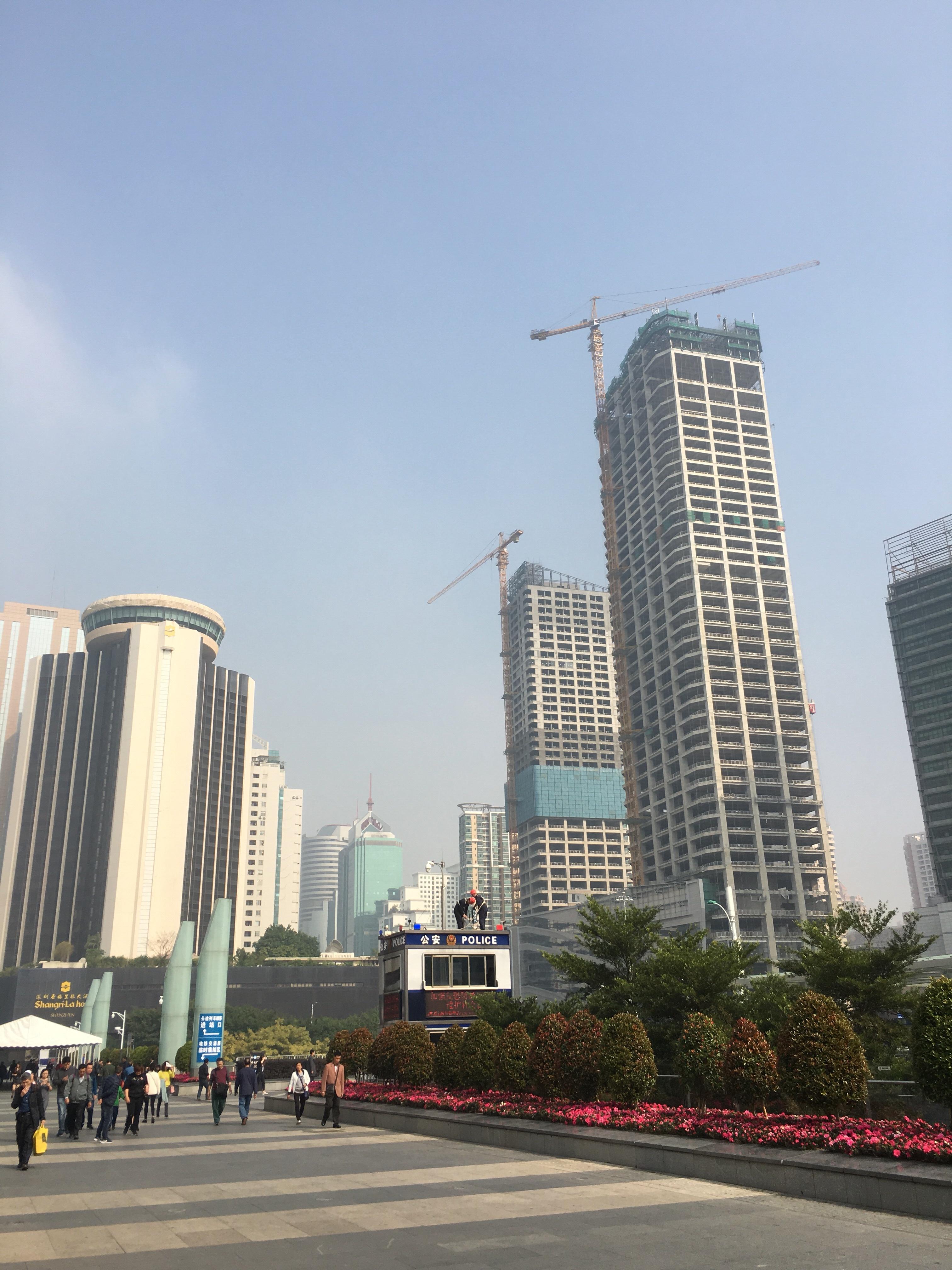 Shenzhen①