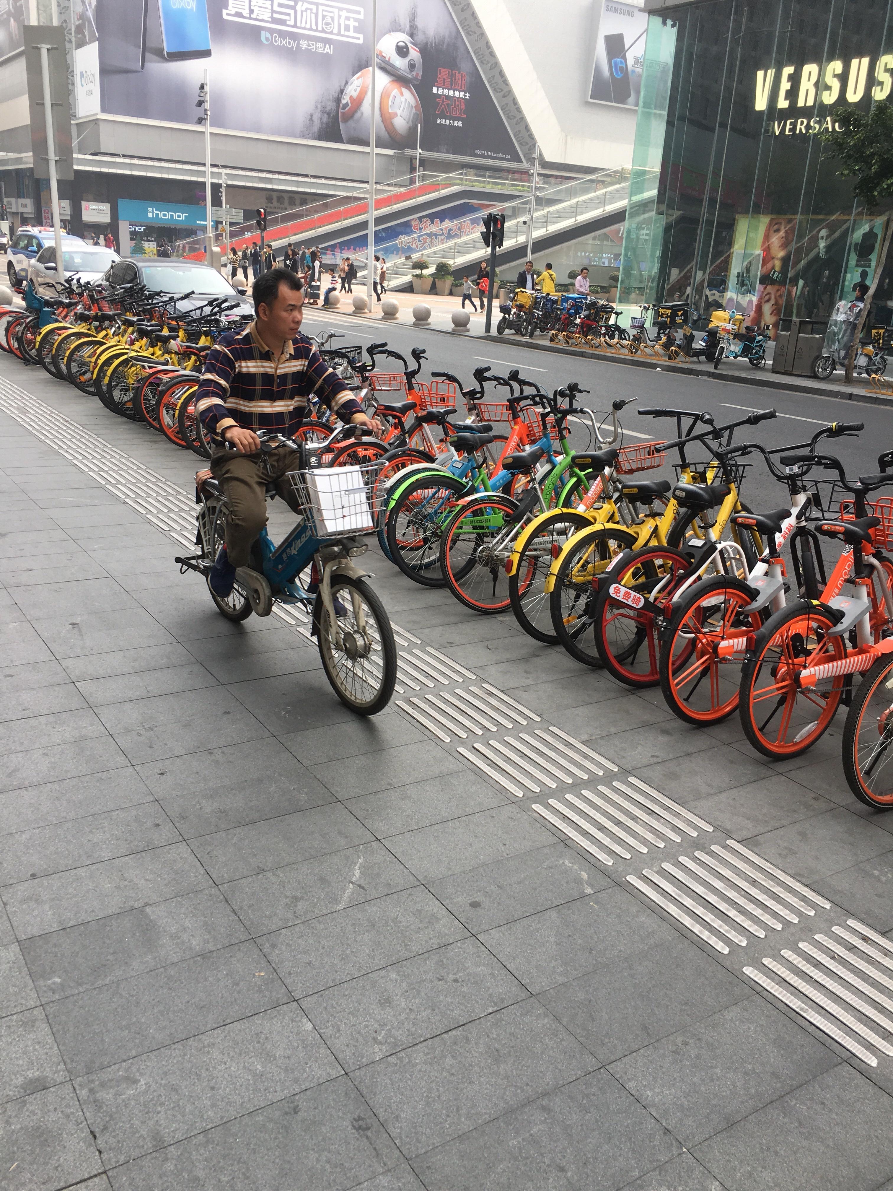 Bike-sharing ①